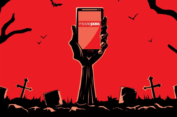 clientes zombie efecto red movie pass