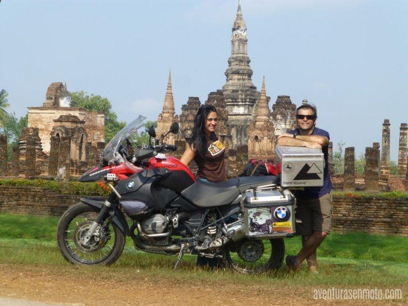 nomada digital aventura en moto