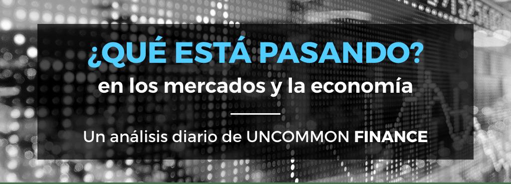 Uncommon Finance ¿Qué está pasando?