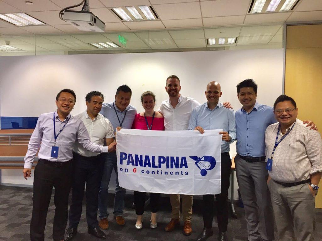 trabajar en shanghai panalpina